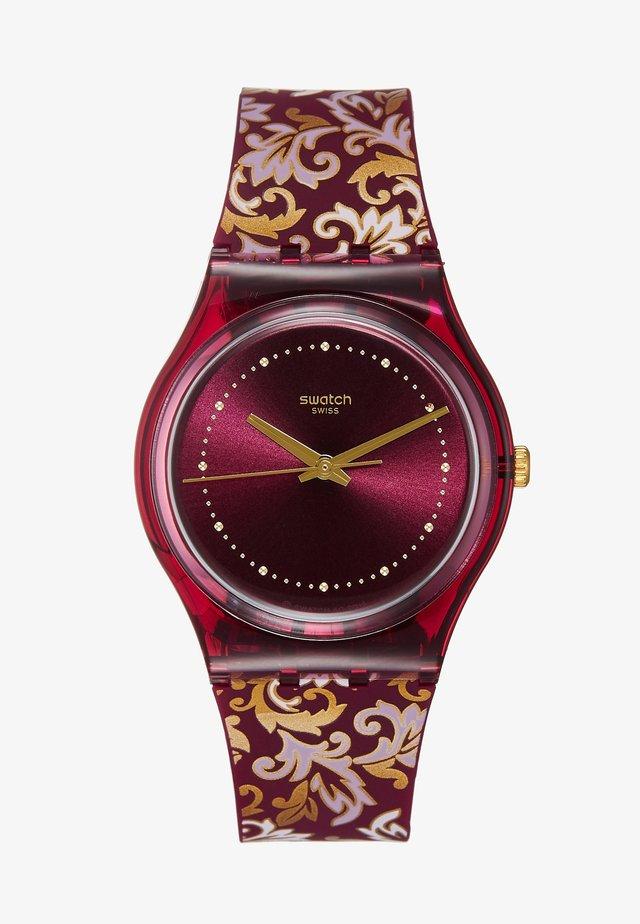 DAMASK - Zegarek - red
