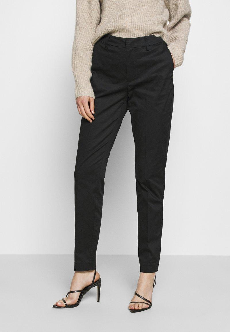 Scotch & Soda - Chino kalhoty - black