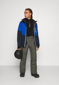 Brunotti - STROKERS MENS SNOWJACKET - Snowboard jacket - space blue - 1