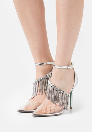 MAZE - Classic heels - silver