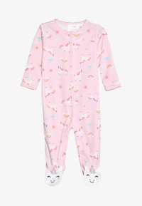 Carter's - BABY INTERLOCK UNICORN - Pyjama - rose - 4