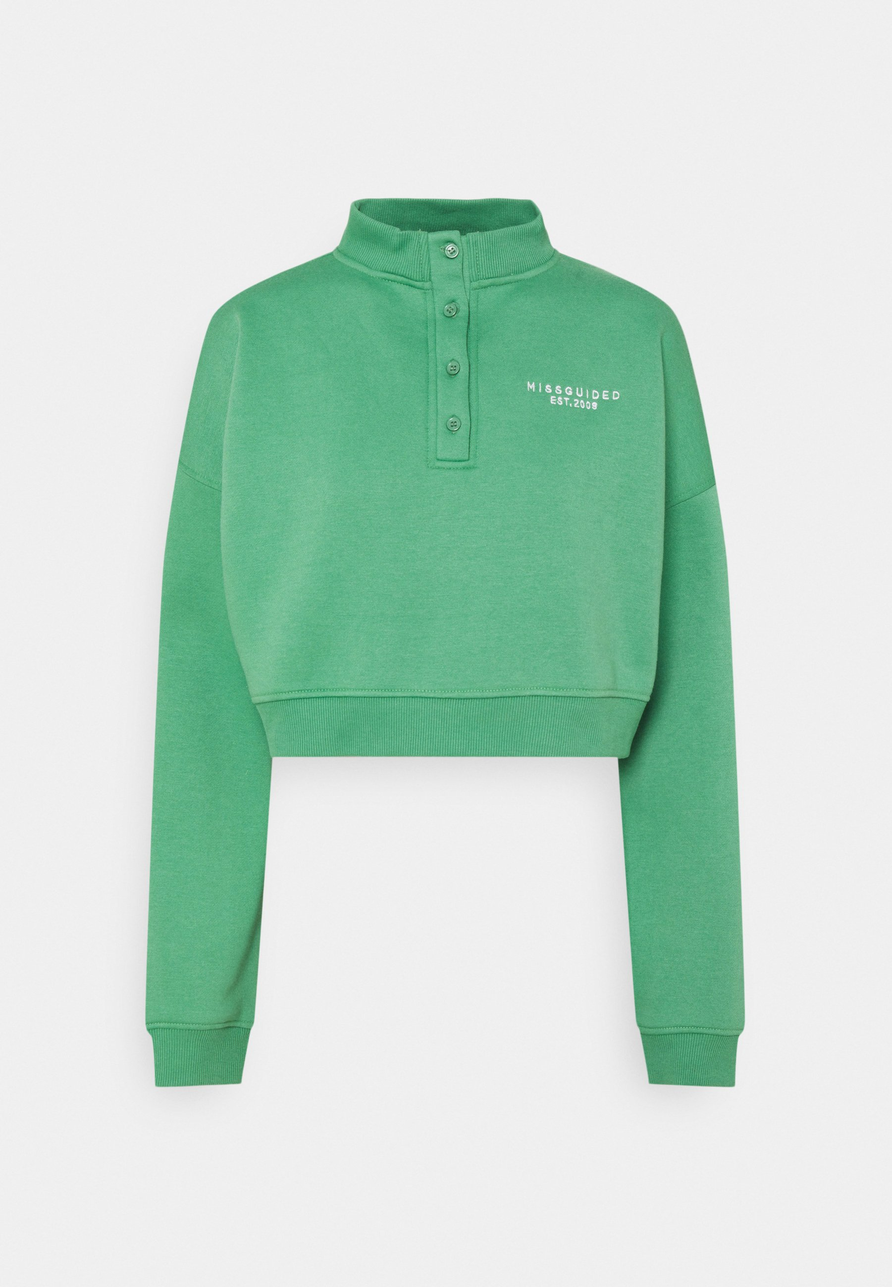 Women BUTTON RUNNER - Sweatshirt