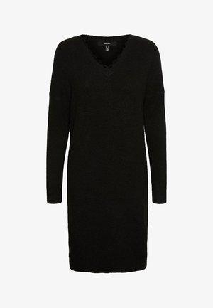 VMIVA - Jumper dress - black