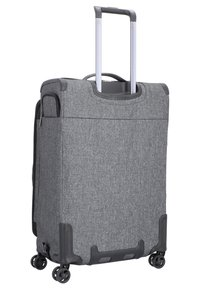 Stratic - MAXCAP  - Wheeled suitcase - grey - 1