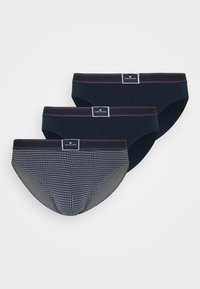 TOM TAILOR - 3 PACK - Slip - grey medium - 3