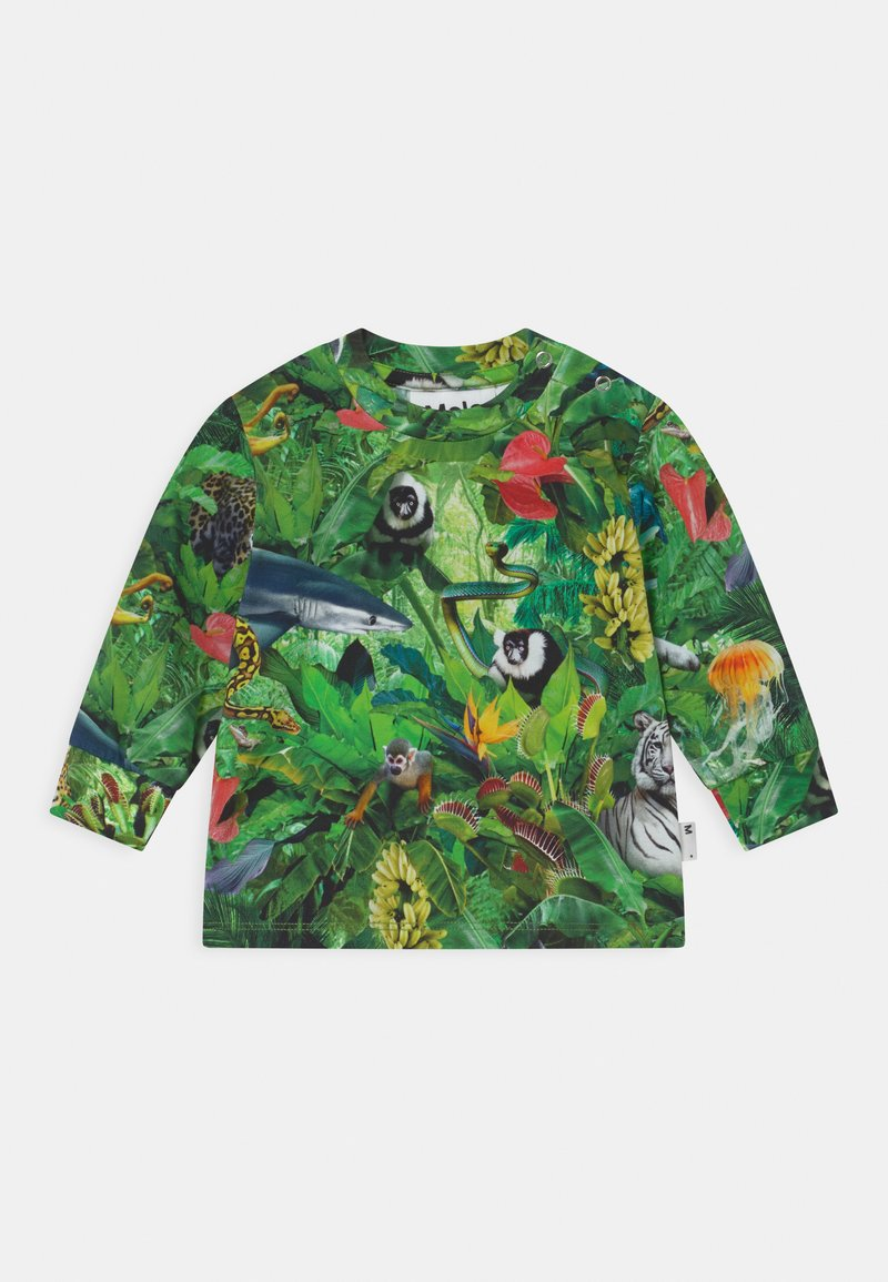 Molo - ELOY UNISEX - Long sleeved top - fantasy jungle