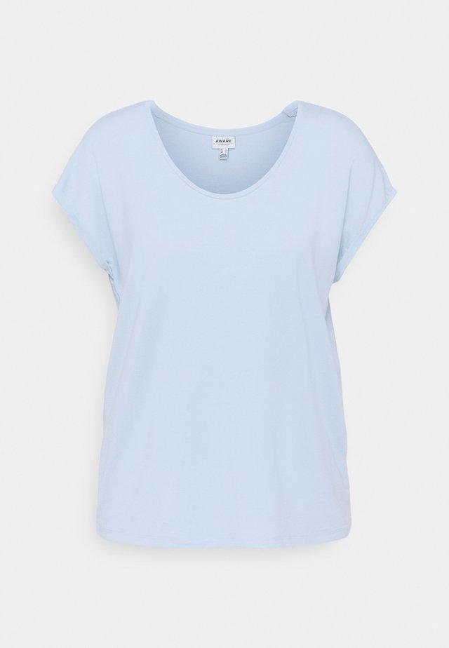 VMCINA - Basic T-shirt - cashmere blue