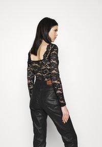 New Look - CARLEY DIAMANTE DETAIL - Blouse - black - 2