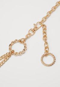 Gina Tricot - NELLA CHAIN BELT - Belt - gold-coloured - 3