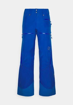 LOFOTEN - Snow pants - blue