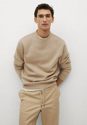 Sweater - mittelbraun