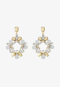 Pieces - PCPEARLI EARRINGS - Earrings - gold-coloured/multi - 1