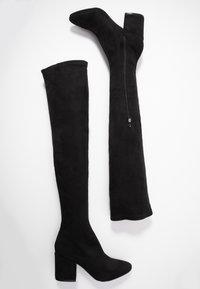 RAID - KOLA - Over-the-knee boots - black - 3