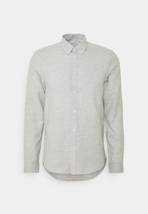 HOLDEN HERRINGBONE - Skjorta - grey