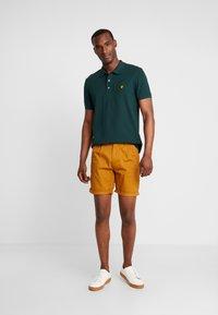 Lyle & Scott - SLIM FIT - Poloshirts - jade green - 1