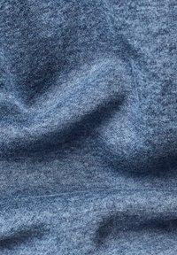 G-Star - PREMIUM CORE HOODED LONG SLEEVE - Hoodie - worn in kobalt htr - 5