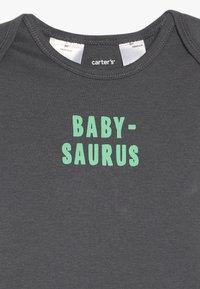 Carter's - LITTLE CHARACTER BABY SET - Body - green - 5