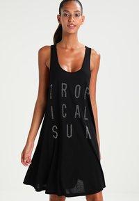 LASCANA - Beach accessory - schwarz - 0
