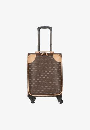 Luggage set - cuoio