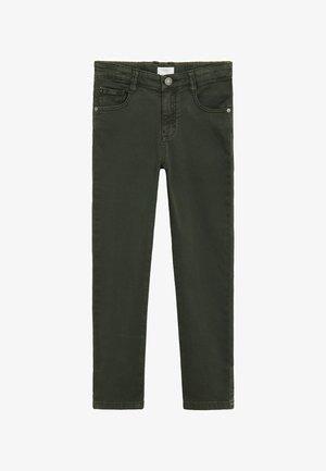 PERU - Straight leg jeans - kaki