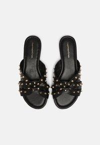 Copenhagen Shoes - NEW MISTY - Ciabattine - black - 4