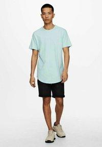 Only & Sons - ONSMATT - T-shirt - bas - blue glow - 1