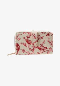 Cath Kidston - FOLDED ZIP WALLET - Geldbörse - warm cream