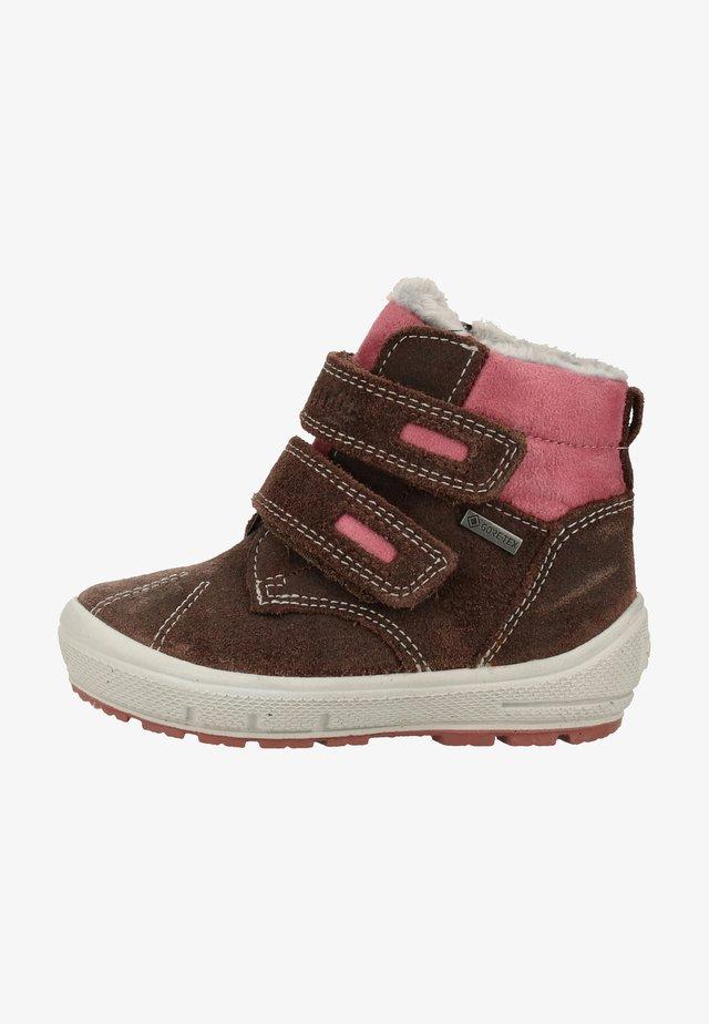 Winter boots - lila/rosa