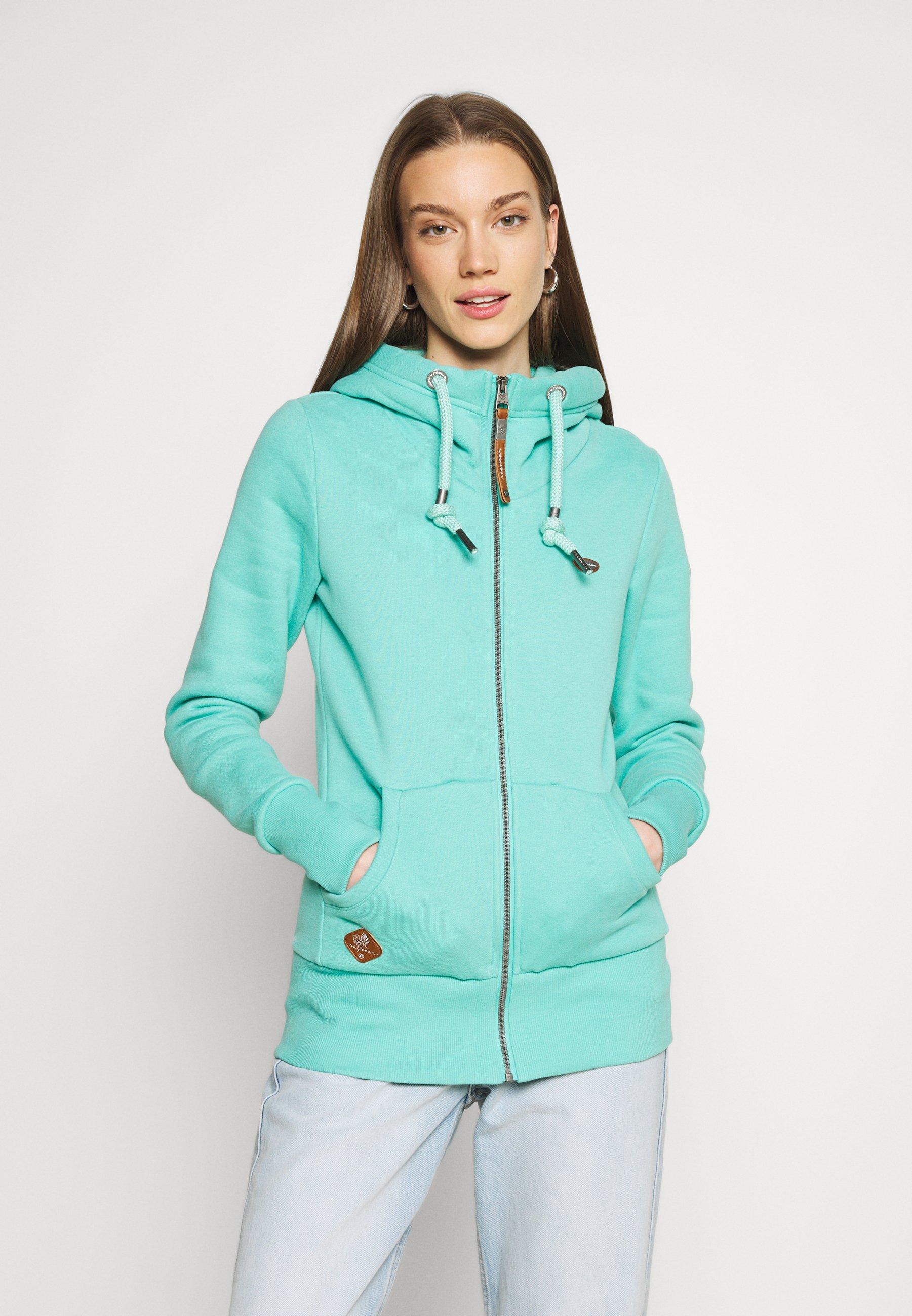 Women NESKA ZIP - Zip-up sweatshirt