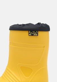 Lurchi - PAXO UNISEX - Wellies - yellow - 6