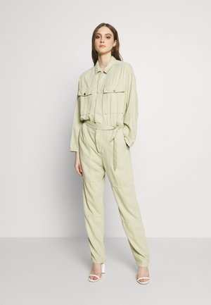 COOPER JUMPSUIT - Overal - khaki green