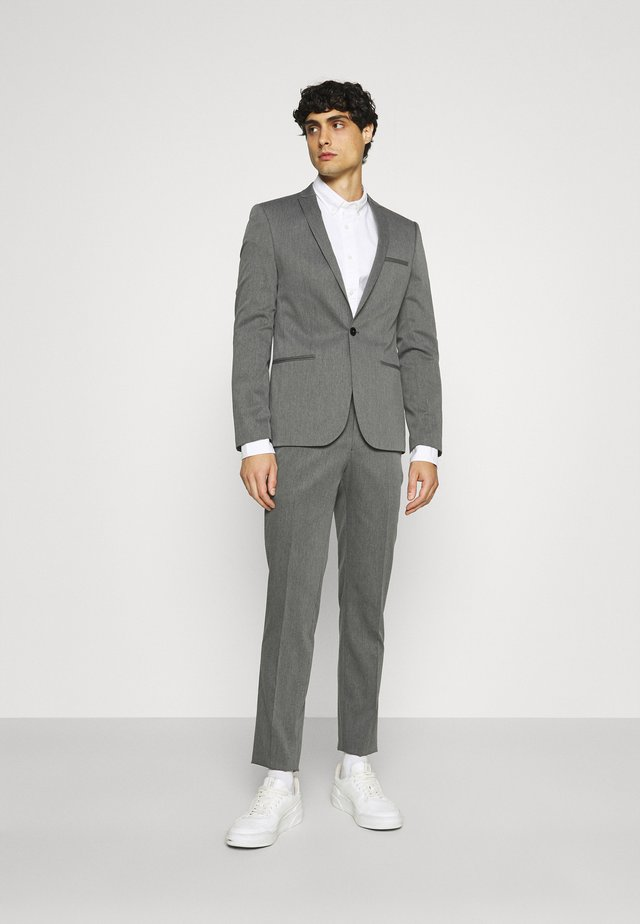 GOTHENBURG SUIT - Kostuum - pale grey