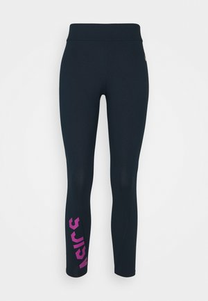 Leggings - french blue/digital grape