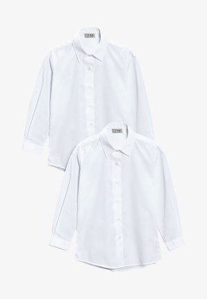 2ER-PACK - Button-down blouse - white