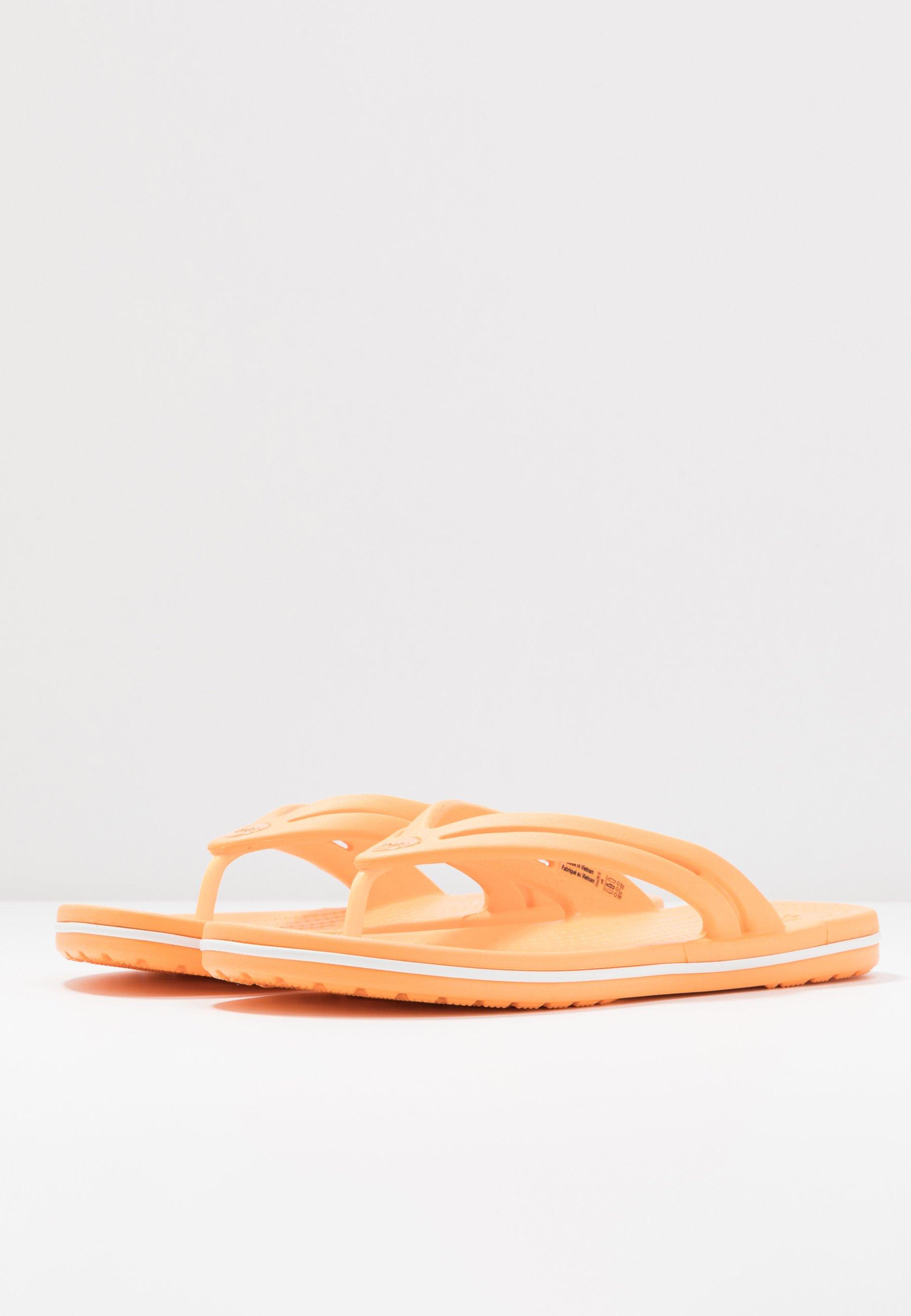 Crocs Crocband - Klipklappere/ Klip Klapper Cantaloupe