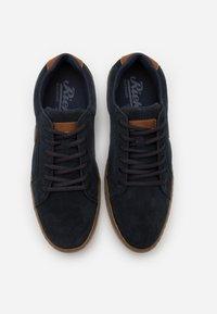 Rieker - Sneakersy niskie - pazifik/nuss - 3