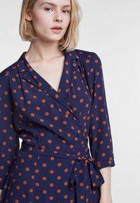 SET - Shirt dress - blue - 3