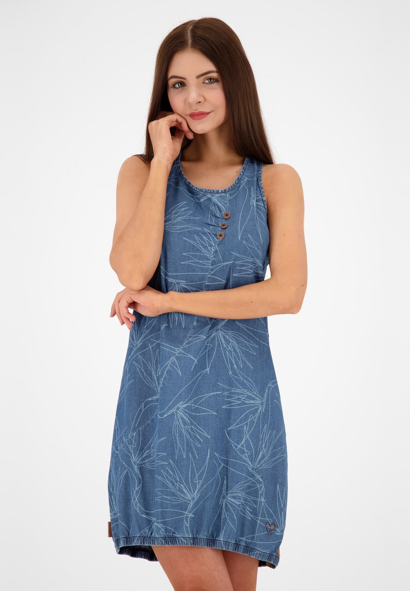 alife & kickin - Denim dress - denim