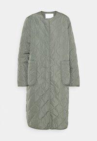 ELVIRA THINKTWICE - Classic coat - castor