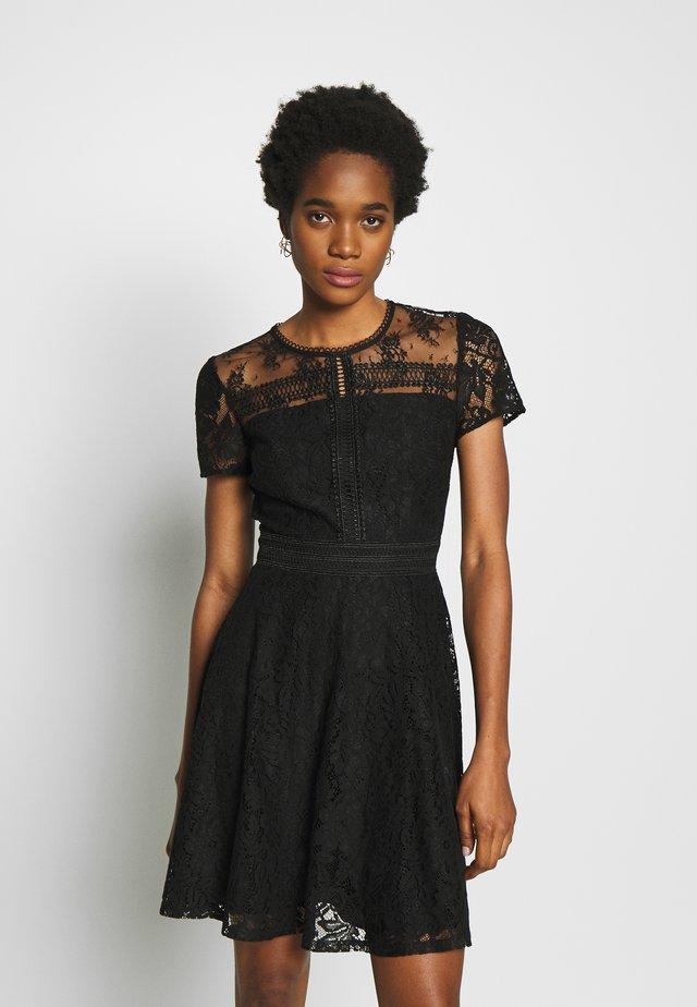 Vestido informal - noir