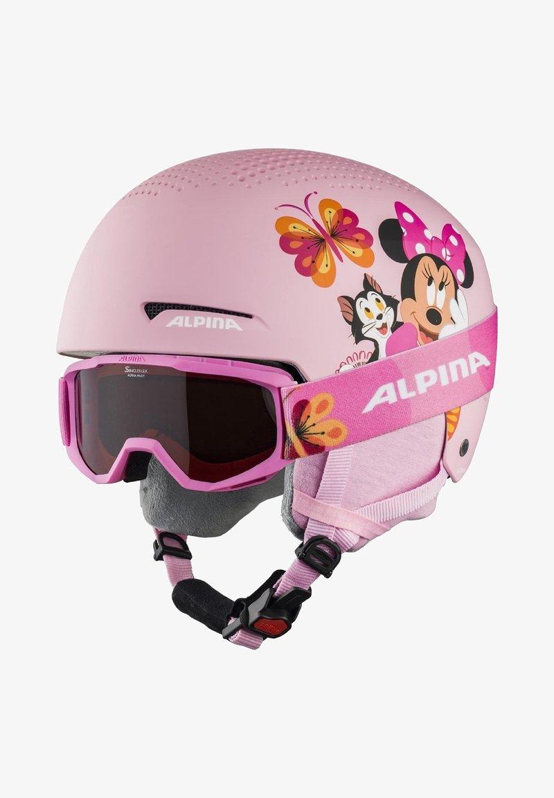 Alpina - Helmet - disney minnie mouse
