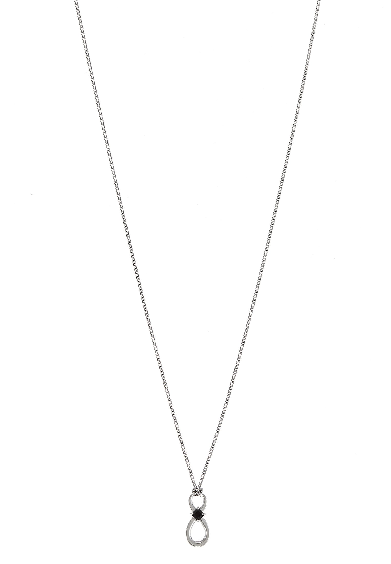 Swarovski INFINITY - Collier - jet hematite