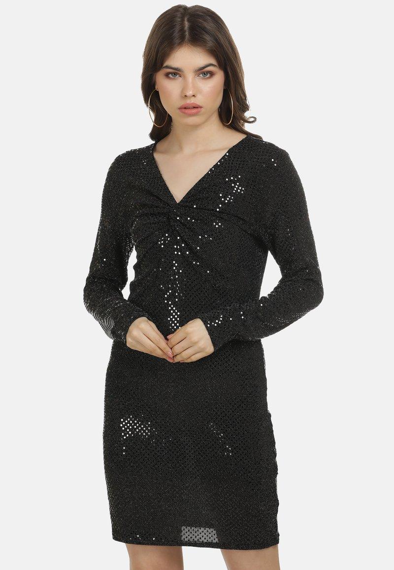 myMo at night - Cocktail dress / Party dress - schwarz