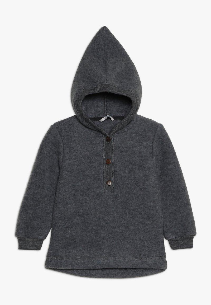 mikk-line - Kapuzenpullover - melange grey