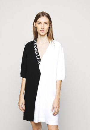 Day dress - optical white
