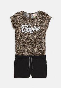 Vingino - PERNILLE - Jumpsuit - deep black - 0