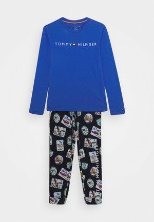 UNISEX - Pyjama set - blue