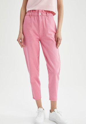 BAGGY - Trousers - pink