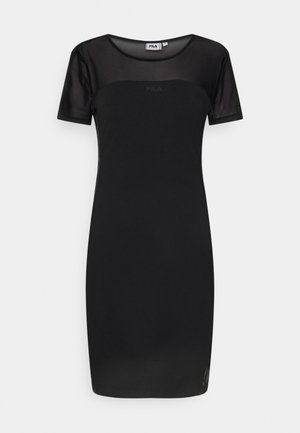 NAKIA TIGHT DRESS - Sukienka z dżerseju - black