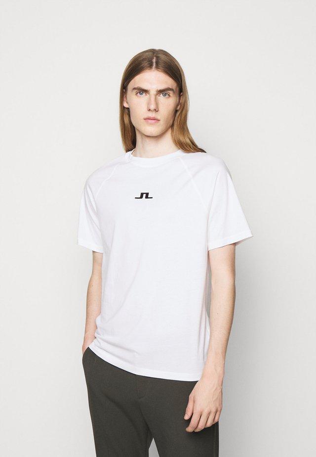 DAVIN - T-shirt print - white